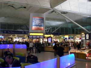 Stansted at 6