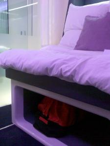 Yotel luggage storage