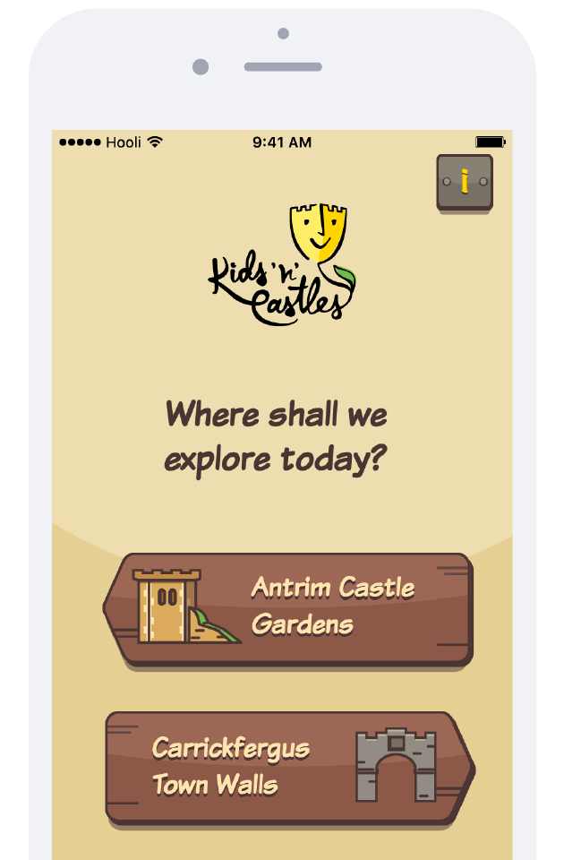 Kids n Castles screenshot